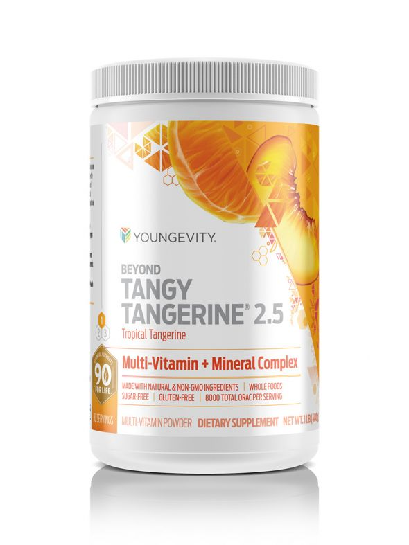 Beyond Tangy Tangerine® 2.5 Canister